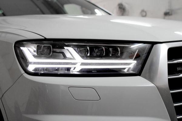 41525 - LED Matrix Scheinwerfer LED TFL - für Audi Q7 4M