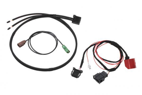 33926 - Kabelsatz TV-Tuner für Audi Q7 4L inkl. LWL MMI 2G nein