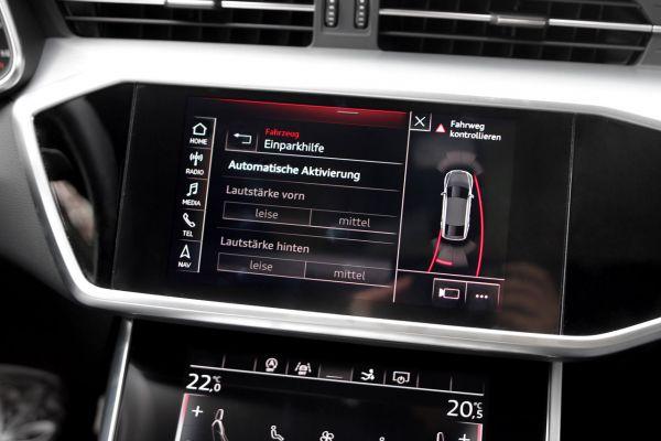 43290 - Komplett-Set APS+ plus Front und Heck für Audi A6 4A