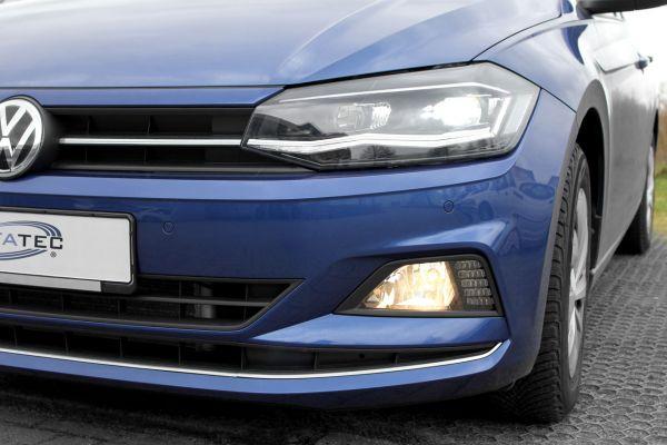 43545 - Nachrüst-Set Nebelscheinwerfer (NSW) für VW Polo AW1 Mit Lichtassistent, Halogen
