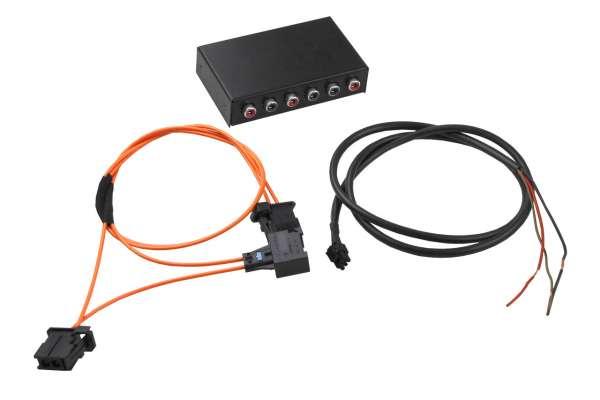41606 - Endstufen Interface Audio AUX-Ausgang für Audi MMI 2G