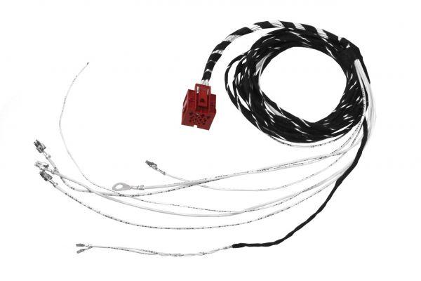 43085 - Kabelsatz Anhängerkupplung (AHK) - Zentralelektrik für Audi A4 8K, A5 8T, Q5 8R