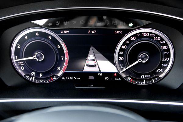 43355 - Komplett-Set Parklenkassistent (PLA) für VW Tiguan Allspace BW2 Einparkhilfe nicht vorhanden
