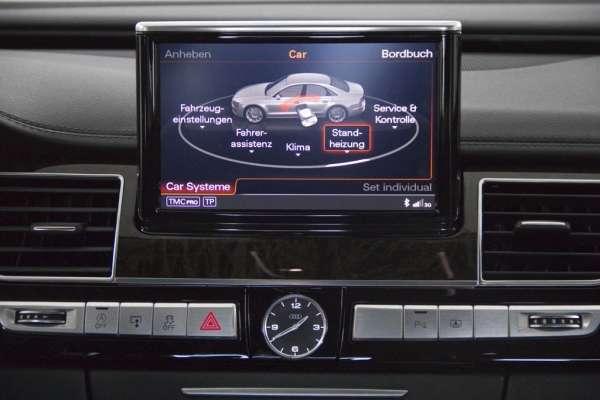 39181 - Nachrüst-Set Standheizung für Audi A6 4G 2.0 TDI