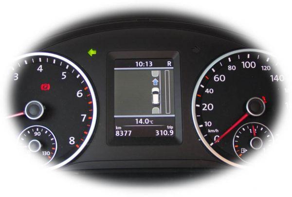 39094 - Park Assist inkl. Park Pilot Front + Heck für VW EOS