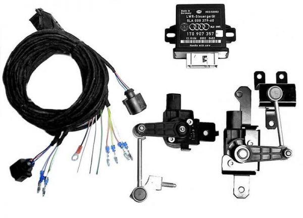 37914 - aLWR Komplettset für Skoda Superb 3T Bis Modelljahr 2013