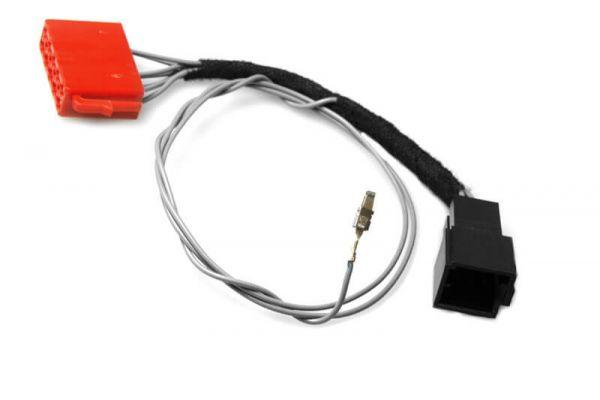 37757 - VW / Audi Adapter Mini ISO > ISO - CD-Wechsler