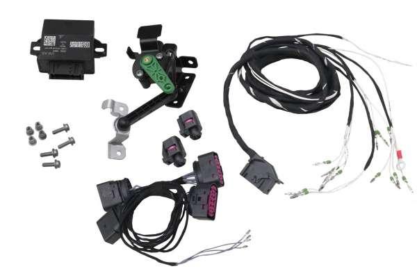 37763 - aLWR Komplett-Set für VW Scirocco - ohne elektr. Dämpferregelung Ohne elektr. Dämpferregelung Scirocco 137 Bis Modelljahr 2009