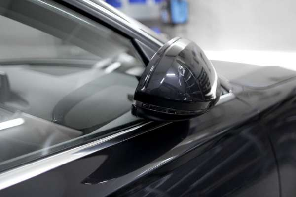 Complete set folding exterior mirrors for Audi A6 4G