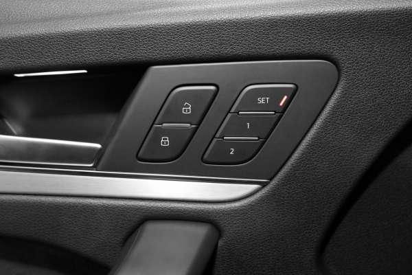 43455 - Komplettset Memory Fahrersitz für Audi A4 8W Linkslenker, L0L