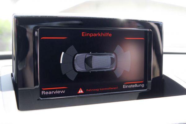 38730 - Komplett-Set Einparkhilfe plus APS+ Front + Heck für Audi Q3 8U