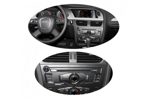 37596 - Umrüstung Radio Chorus auf Radio Concert, Symphonie für Audi A4 8K Radio Concert, Audi A4 8K bis Mj. 2012