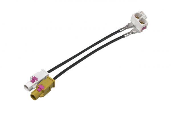 36197 - Antennenadapter Navigation RNS 510 FAKRA für VW