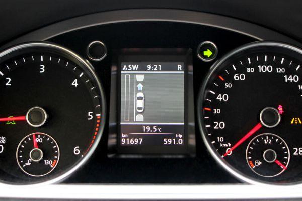 39096 - Park Assist inkl. Park Pilot Front + Heck für VW Passat CC