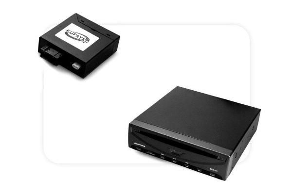 DVD Player USB + Multimedia Adapter without OEM Control
