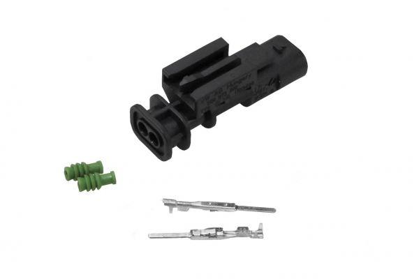 43078 - Steckergehäuse + Kontakt, Dichtung für Sound Booster