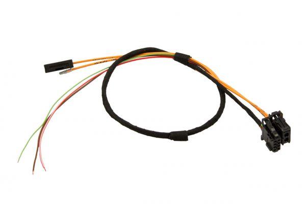 37630 - Kabelsatz zur Nachrüstung originalen CD-Wechsler für MMI 3G Audi