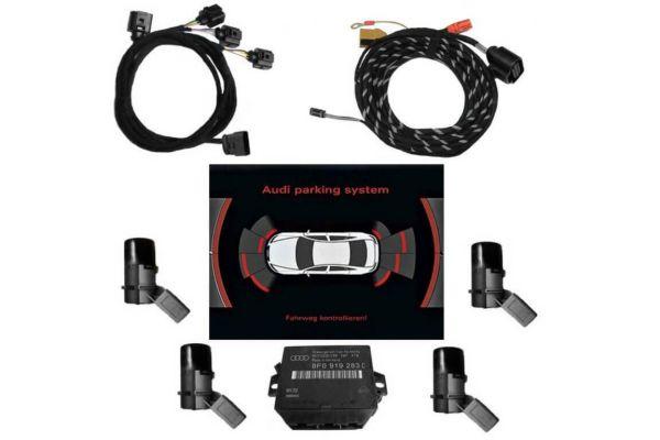 Komplett-Set APS+ plus (optische Anzeige MMI) für Audi Q7 4L Bis Modelljahr 2009