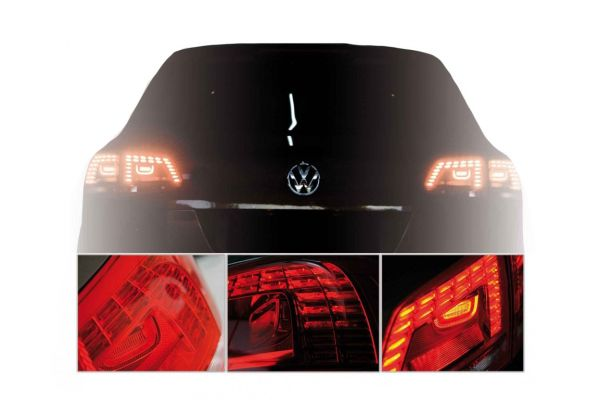 38646 - Komplett-Set LED-Heckleuchten für VW Passat B7 Variant