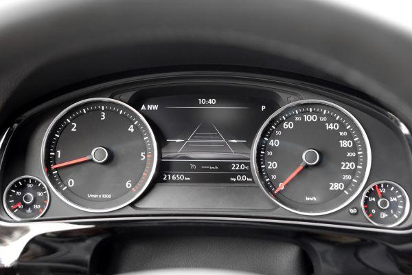 42885 - Automatische Distanzregelung (ACC) für VW Touareg 7P