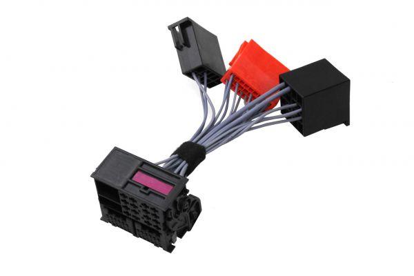 33405 - Adapter Navigationseinheit RNS-E für Audi A3 8P, A4 8E - Sound 9VD