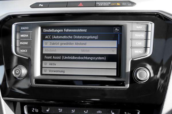 41500 - Automatische Distanzregelung (ACC) für VW Touran 5T
