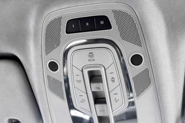 42611 - Komplettset Homelink Garagentoröffnung für Audi Q7 4M