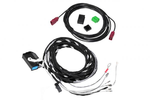 Cable set for mobile phone preparation Premium rSAP for VW