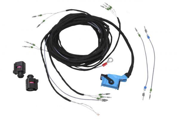 36571 - Kabelsatz aLWR + Kurvenlicht adaptive light für Audi A3 8P