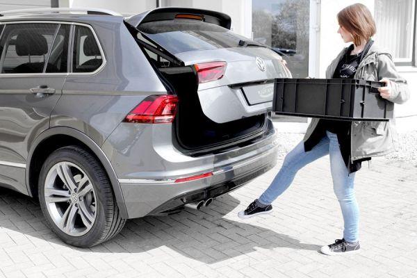 42495 - Komplettset sensorgesteuerte Heckklappenöffnung für VW Touran 5T