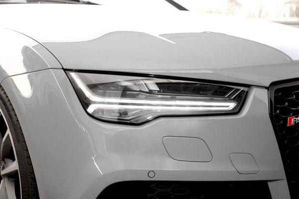 Led Matrix Headlights Drl Dynamic Blinker Audi A7 4g