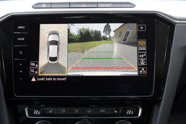 Rear View Camera Retrofit for VW Arteon 3H