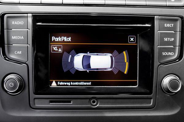40223 - Komplett-Set Park Pilot Front + Heck für VW Polo 6C