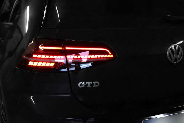 42145 - Komplettset LED Heckleuchten für VW Golf 7 mit dynamischen Blinklicht