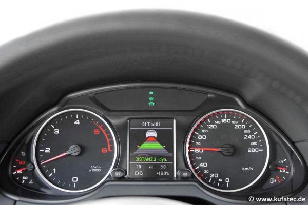 40608 - Automatische Distanzregelung (ACC) für Audi Q5 8R