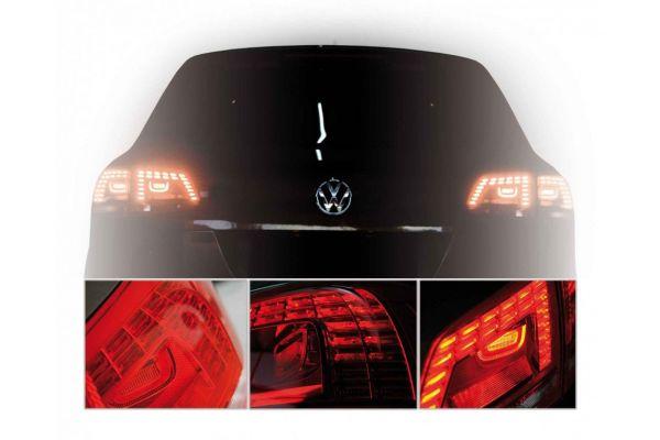 38695 - Komplett-Set LED-Heckleuchten für VW Passat B7 Limousine