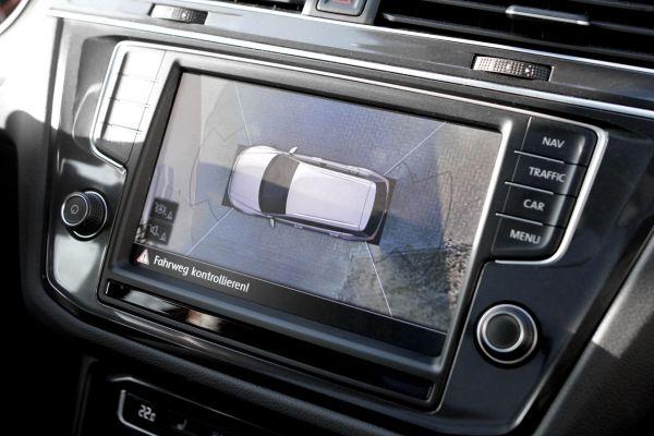 43400 - Komplett-Set Umgebungsansicht Area View für VW Tiguan BW2