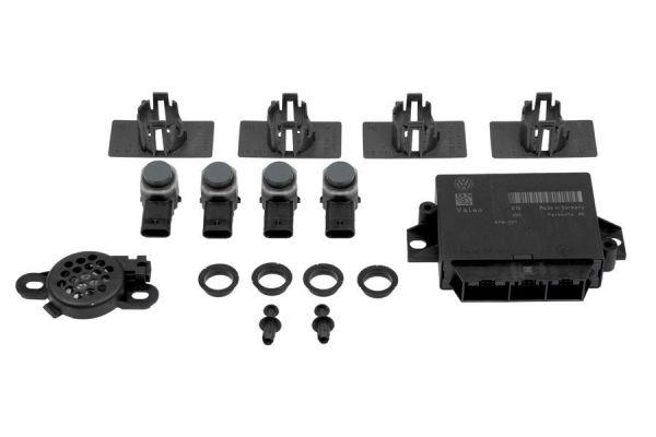 Komplett-Set Park Pilot Heck inkl. OPS für VW T5 7E Bis Modelljahr 2012
