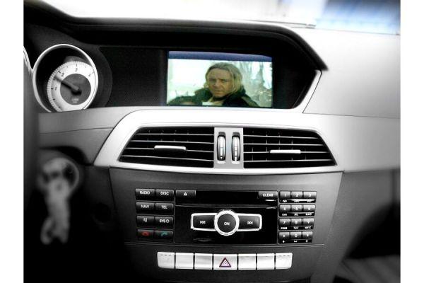38501 - TV-Freischaltung Mercedes-Benz Comand APS NTG 4.5