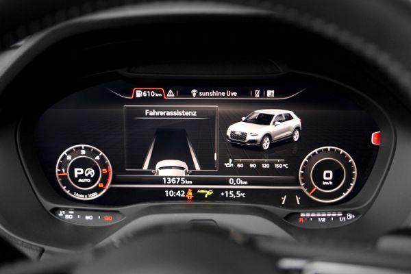 42090 - Active Lane Assist (Spurhalteassistent) inkl. Stauassistent für Audi Q2 GA