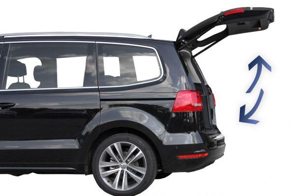 38398 - Nachrüst-Set elektrische Heckklappe für VW Sharan, Seat Alhambra 7N