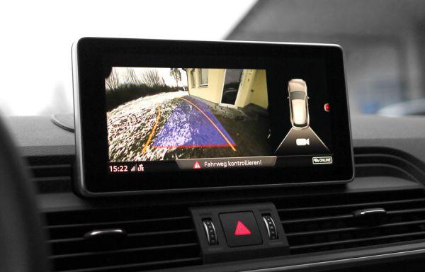 41566 - APS Advance - Rückfahrkamera für Audi Q5 FY