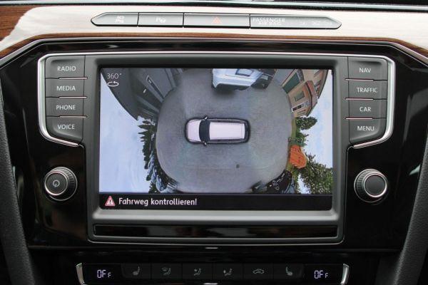 Komplett-Set Umgebungsansicht Area View für VW Passat B8 Variant FM0