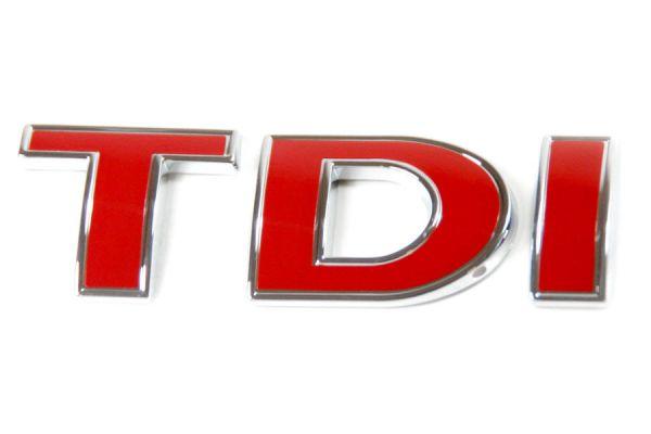 38533 - Volkswagen Schriftzug - TDI