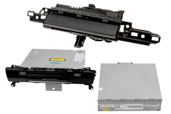 40044 - Nachrüst-Set MMI 3G+ Navigation plus für Audi A6, A7 4G Aktiv Sound 9VD