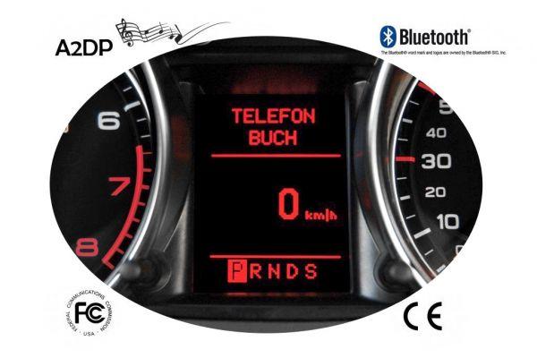 """36430 - FISCON Freisprecheinrichtung """"Basic"""" für Audi, Seat Quadlock"""