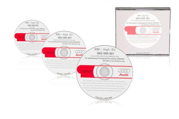 39470 - Original MMI Update für AUDI A4 / A5 auf 5570