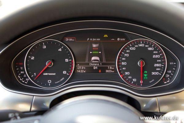 40927 - Adaptive cruise control (ACC) Abstandsregelung für Audi A8 4H