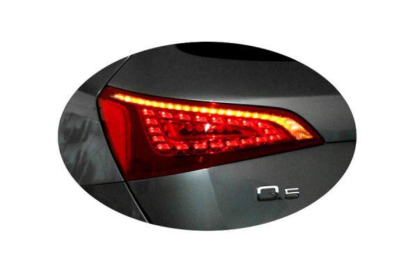 36998 - Komplett Set LED Heckleuchten für Audi Q5