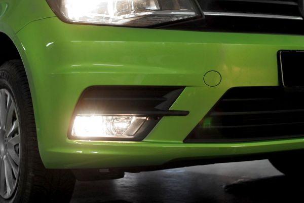 42175 -Nachrüst-Set Nebelscheinwerfer (NSW) für VW Caddy SA MIT Auto-Licht Assistent